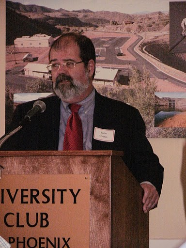 June 2010 - Attorney John Curtin's inauguration as President of the Arizona Association for Justice