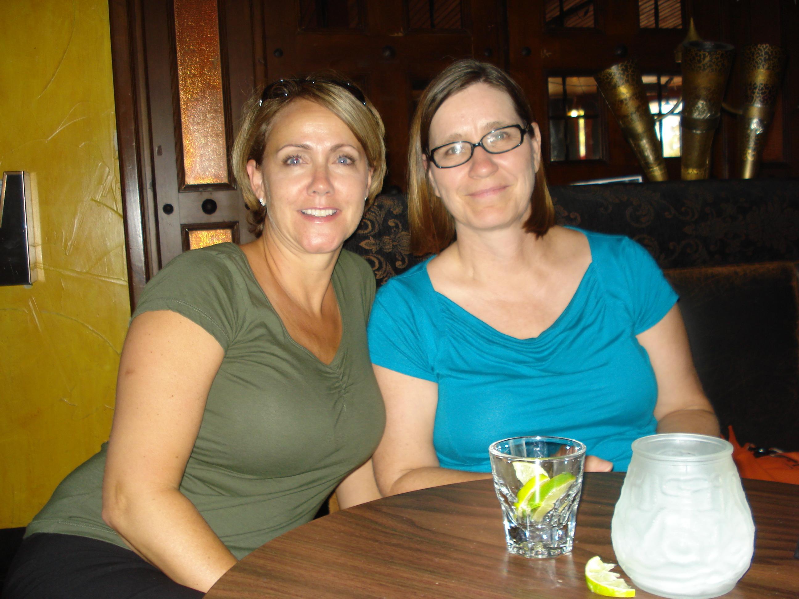 Paralegal, Kim Gonzalez and Attorney, Anne Findling