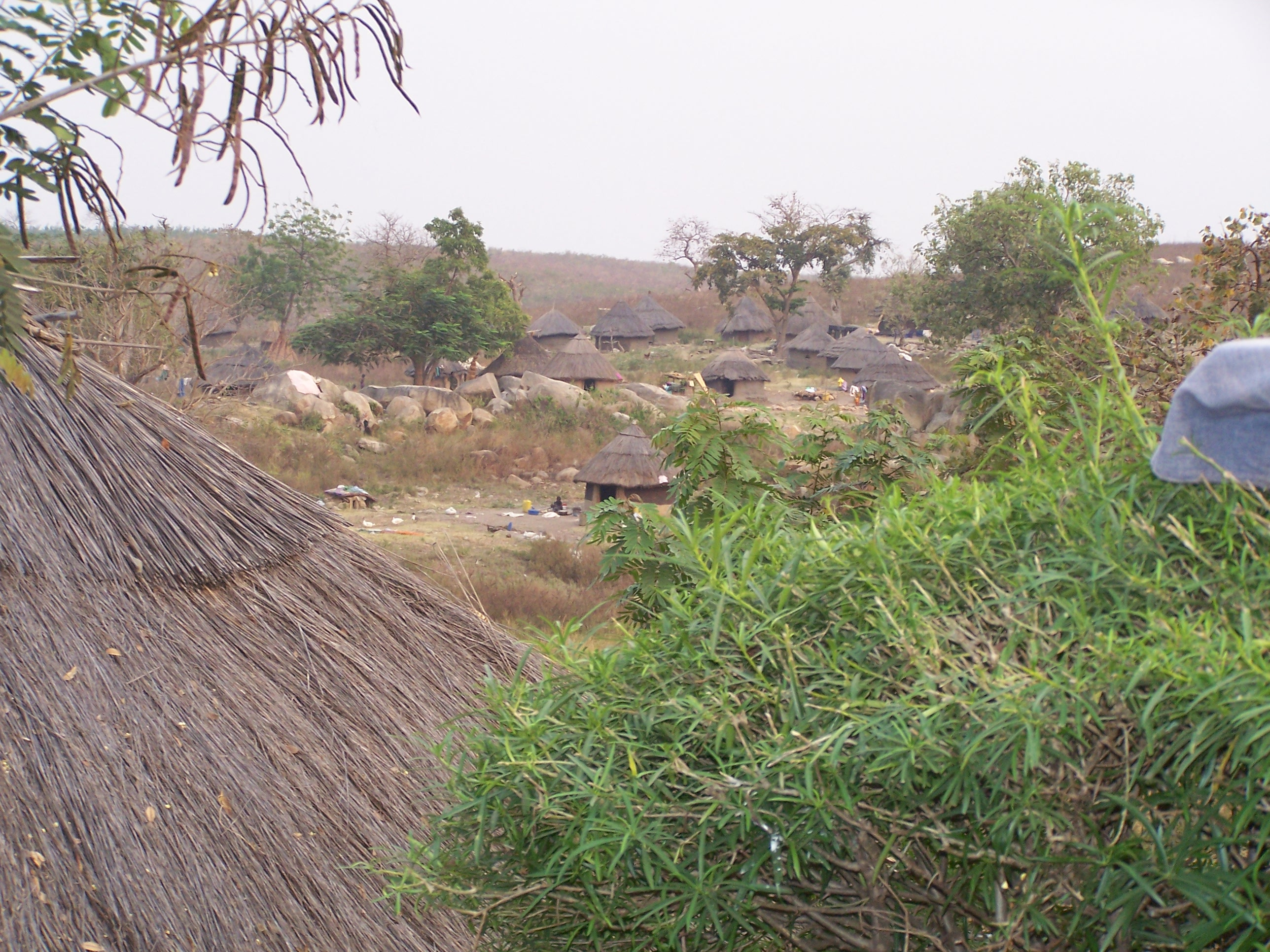 Refugee Camp Alere 2 in northern Uganda, home to clients at the time of representation