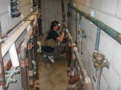 Estrella Jail inspection